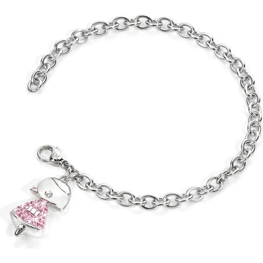 bracelet femme bijoux Morellato Family SJU17