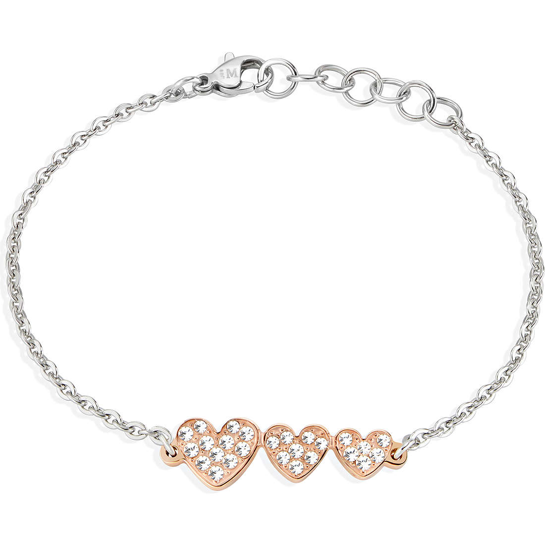 bracelet femme bijoux Morellato I-Love SAEU06