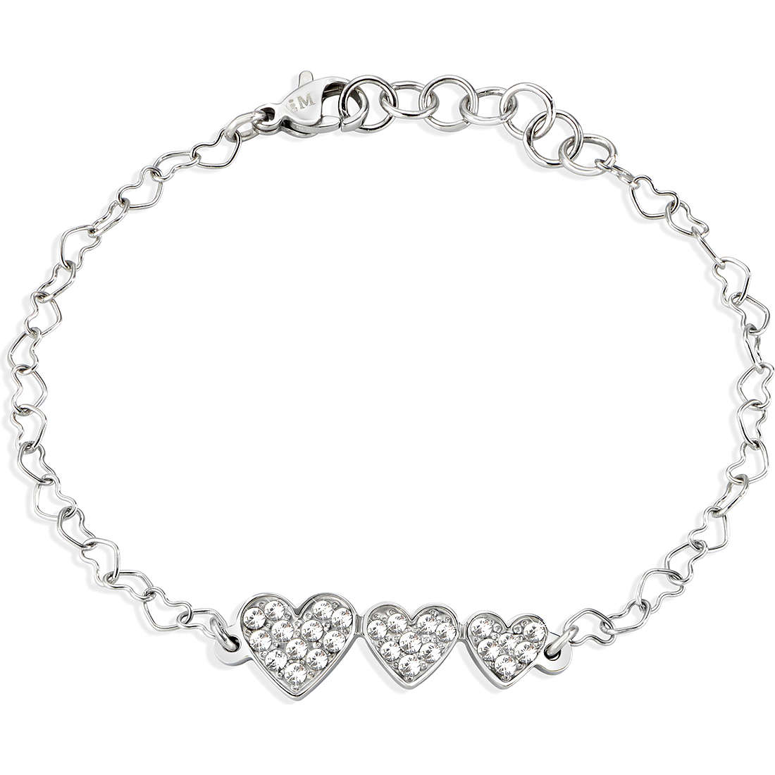 bracelet femme bijoux Morellato I-Love SAEU07