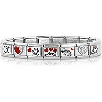 bracelet femme bijoux Nom.Composable 339082/20
