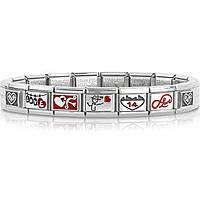 bracelet femme bijoux Nom.Composable 339083/20