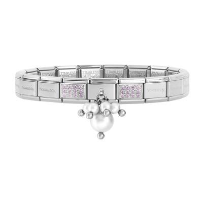 bracelet femme bijoux Nom.Composable 339124/01