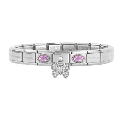 bracelet femme bijoux Nom.Composable 339124/02