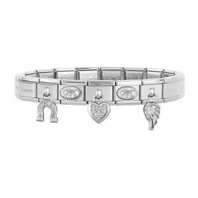 bracelet femme bijoux Nom.Composable 339124/05