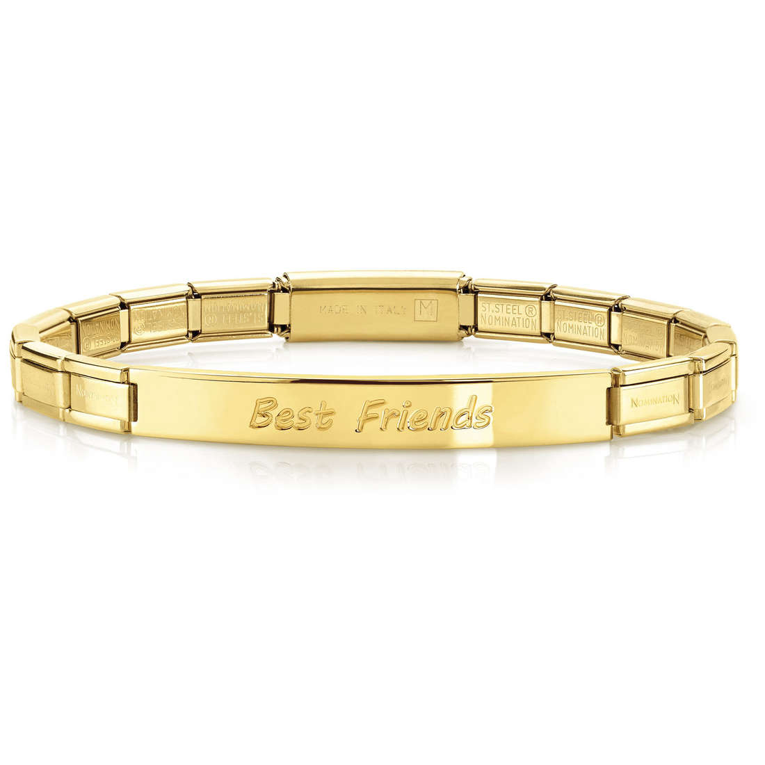 bracelet femme bijoux Nomination 021110/003
