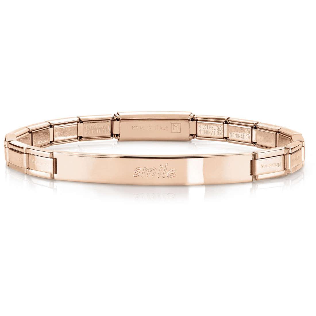 bracelet femme bijoux Nomination 021110/010