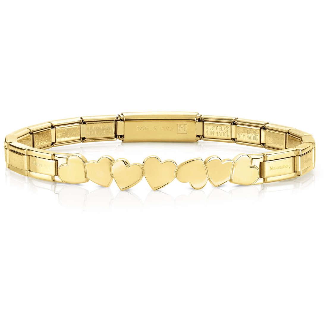 bracelet femme bijoux Nomination 021111/001
