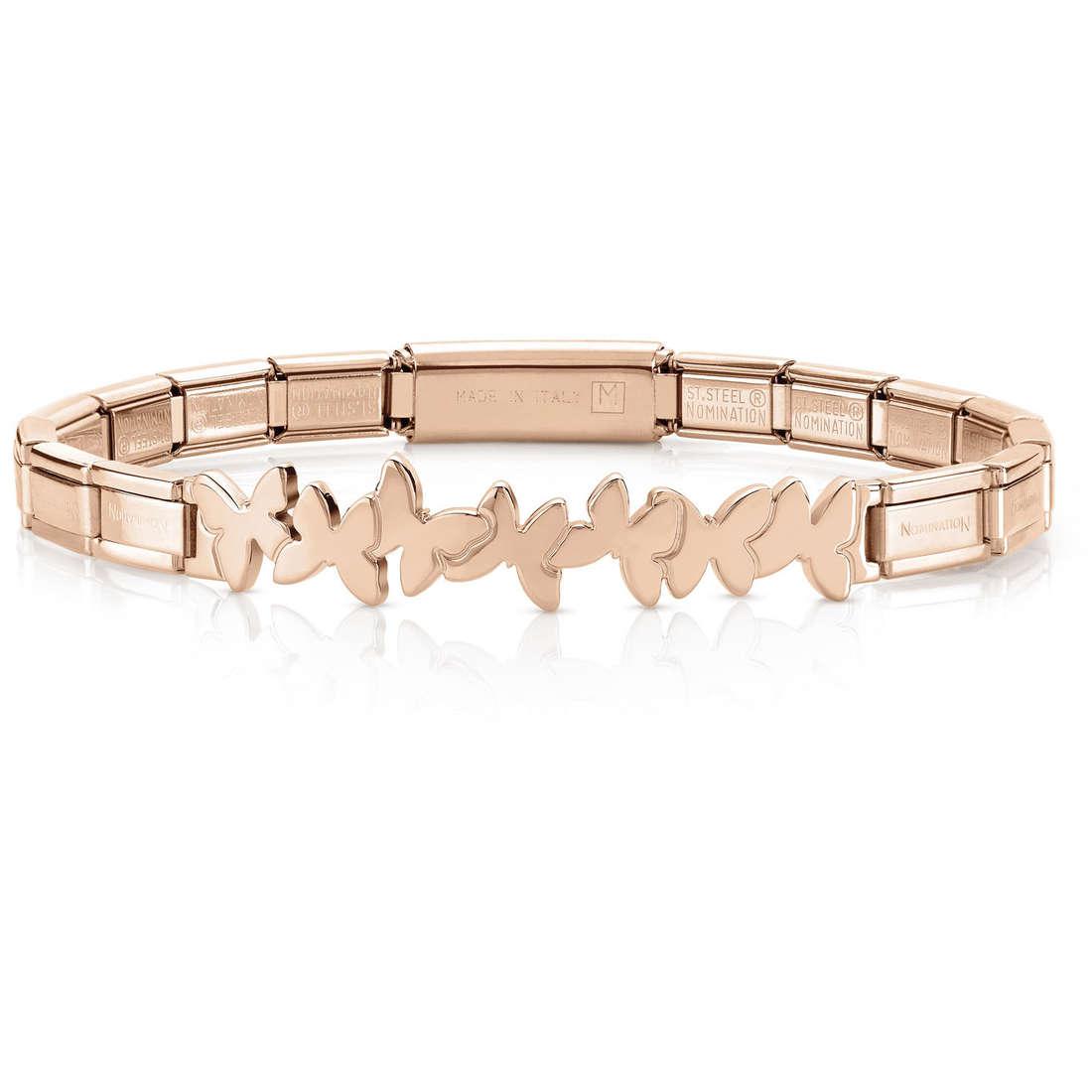 bracelet femme bijoux Nomination 021111/004