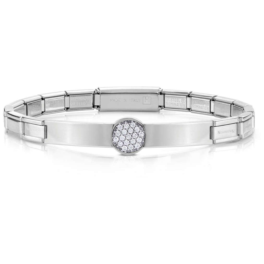 bracelet femme bijoux Nomination 021120/020