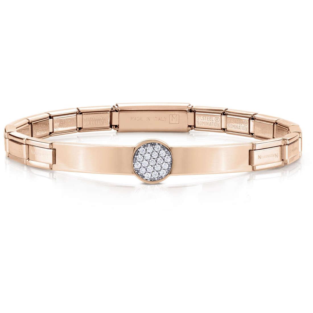 bracelet femme bijoux Nomination 021121/022
