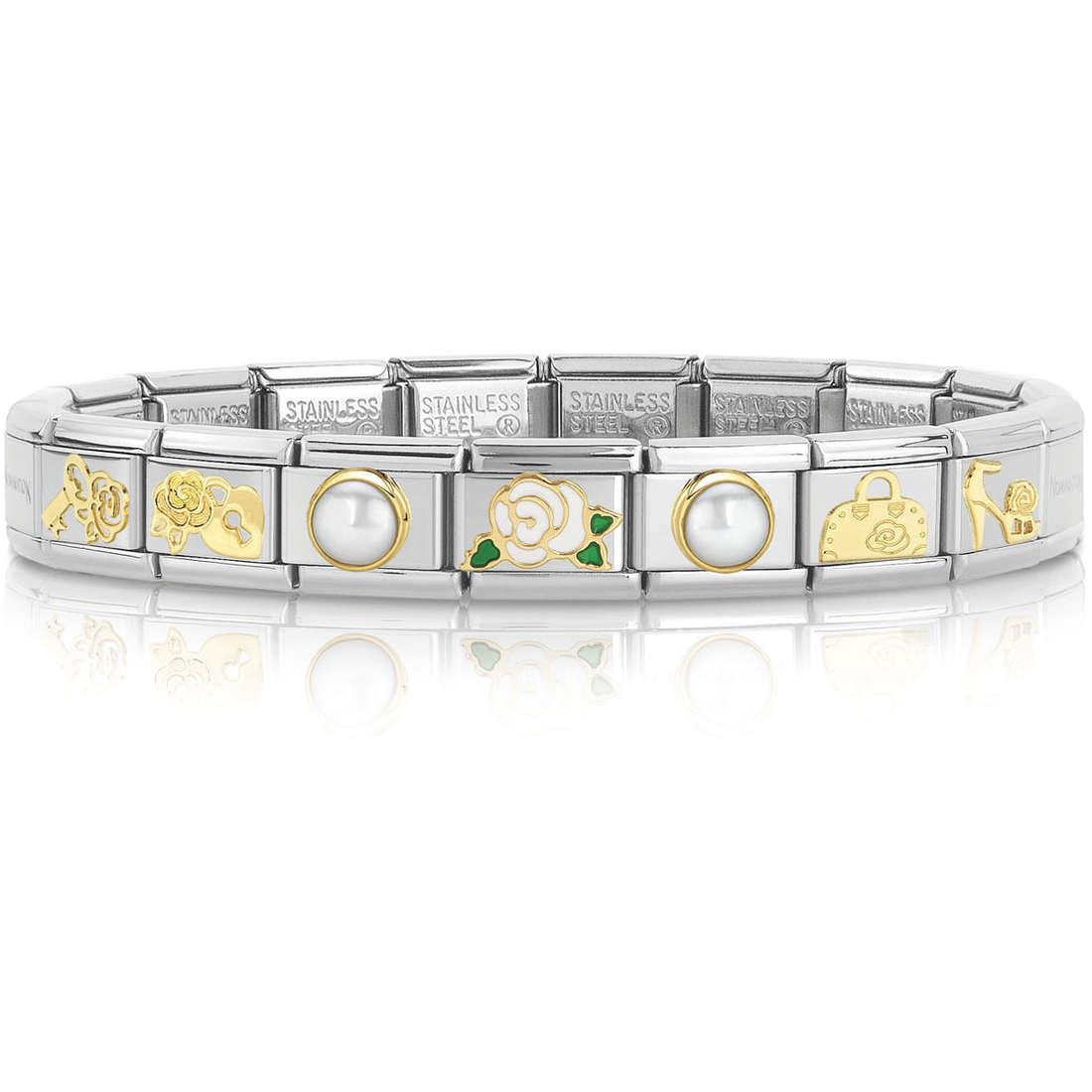 bracelet femme bijoux Nomination 039257/20