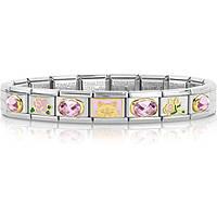 bracelet femme bijoux Nomination 039260/20