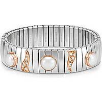 bracelet femme bijoux Nomination 043754/013