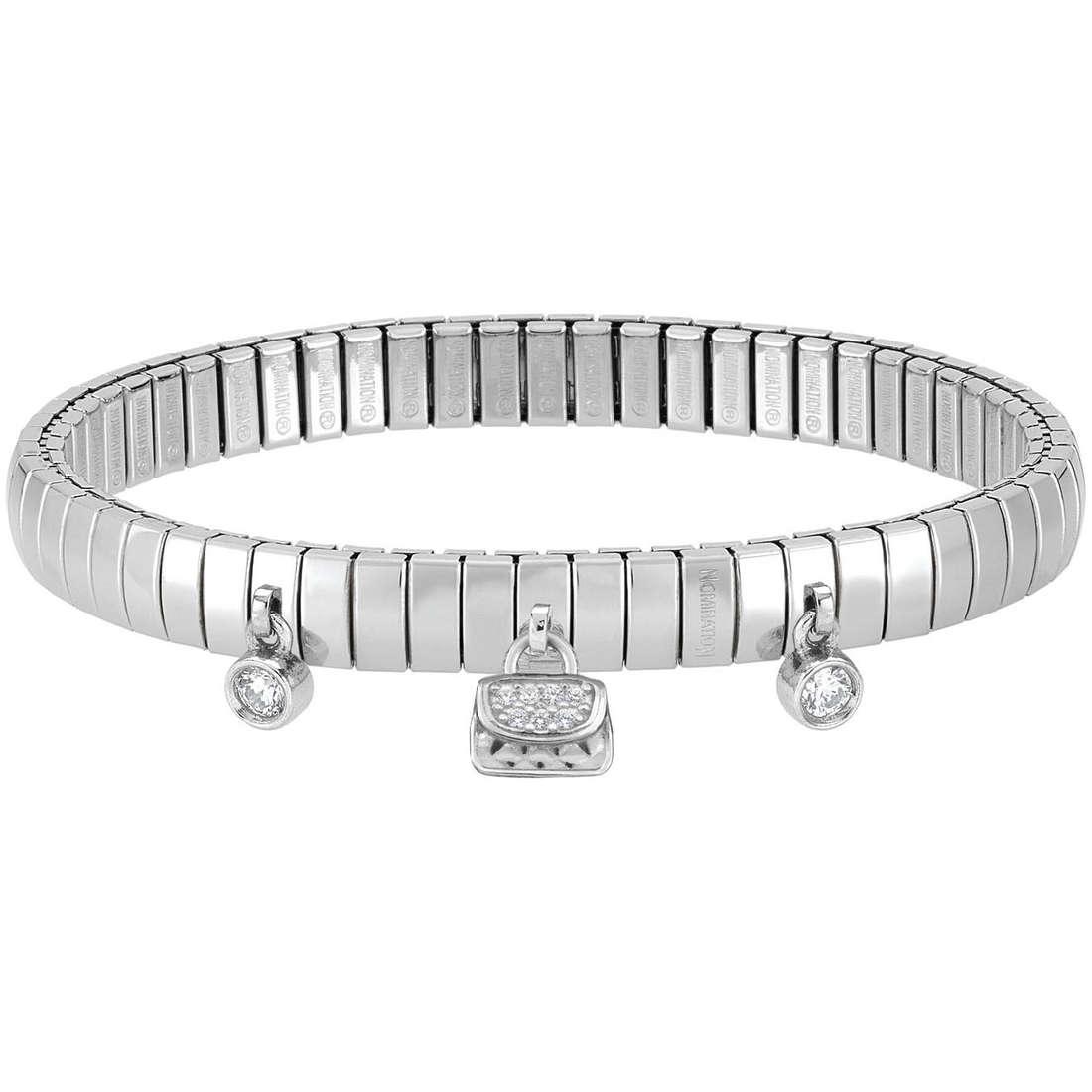 bracelet femme bijoux Nomination 044200/008