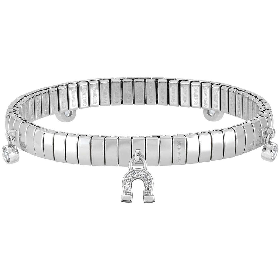 bracelet femme bijoux Nomination 044201/003