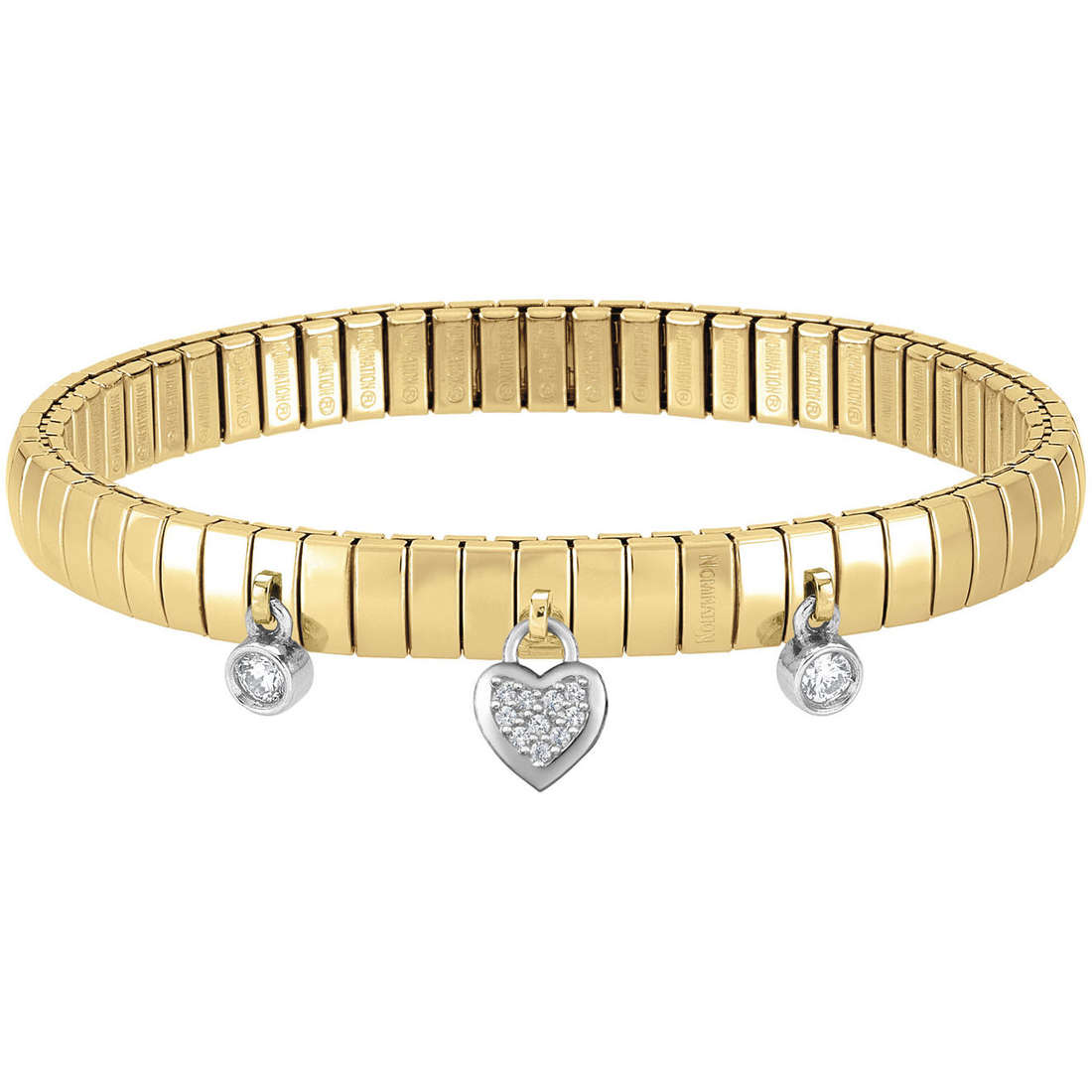 bracelet femme bijoux Nomination 044210/001