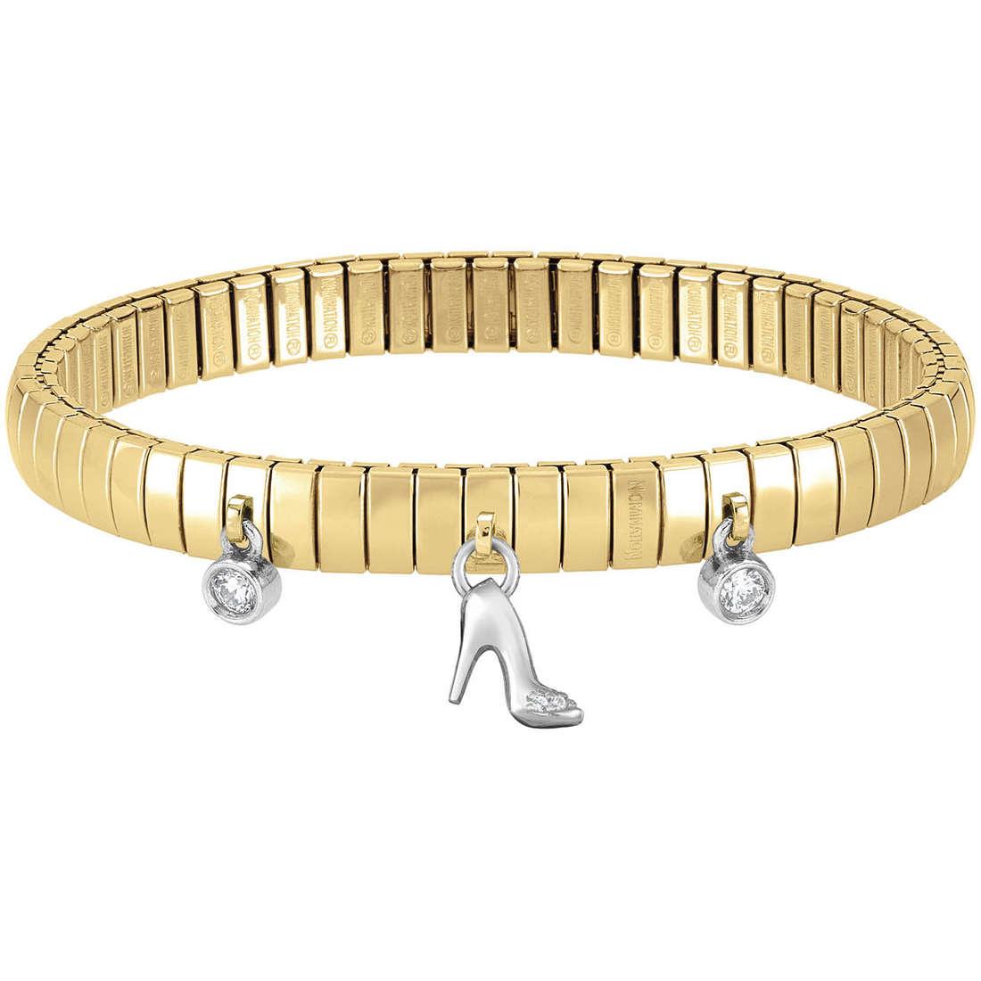 bracelet femme bijoux Nomination 044210/007