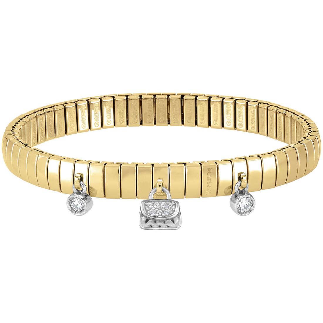 bracelet femme bijoux Nomination 044210/008
