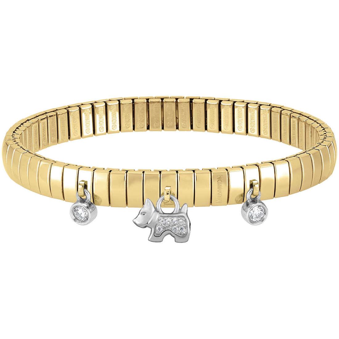 bracelet femme bijoux Nomination 044210/009