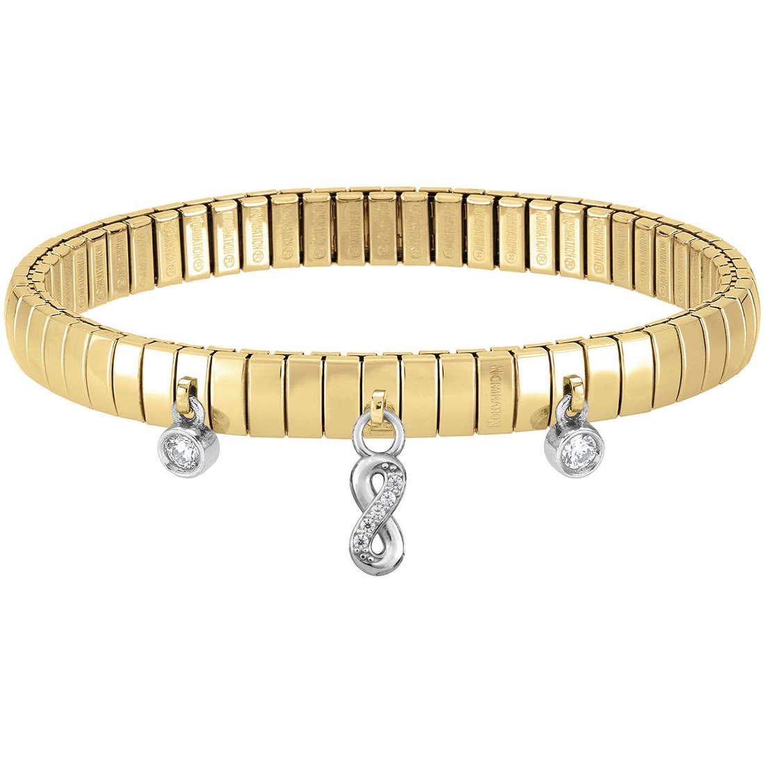 bracelet femme bijoux Nomination 044210/010