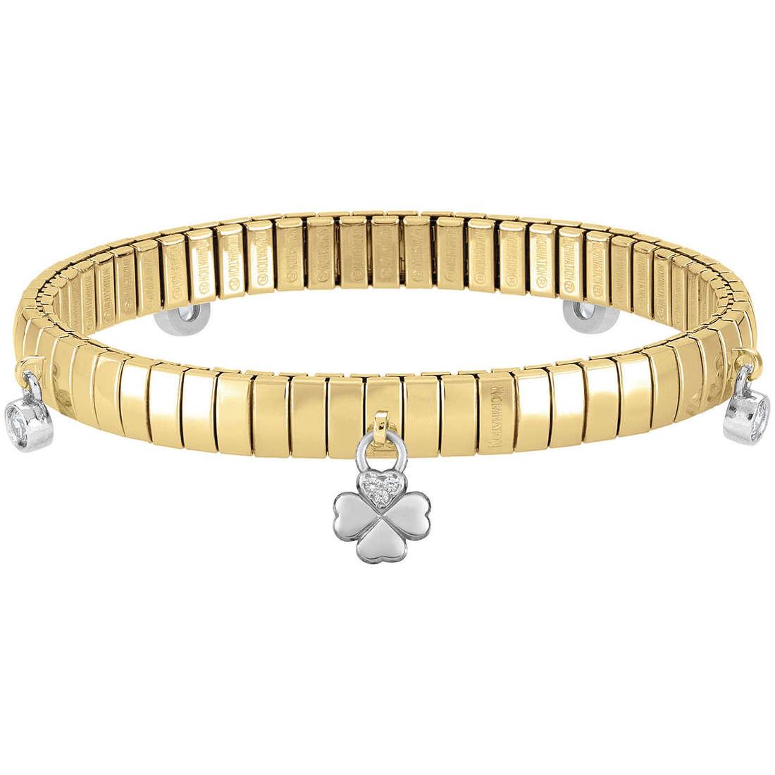 bracelet femme bijoux Nomination 044211/002
