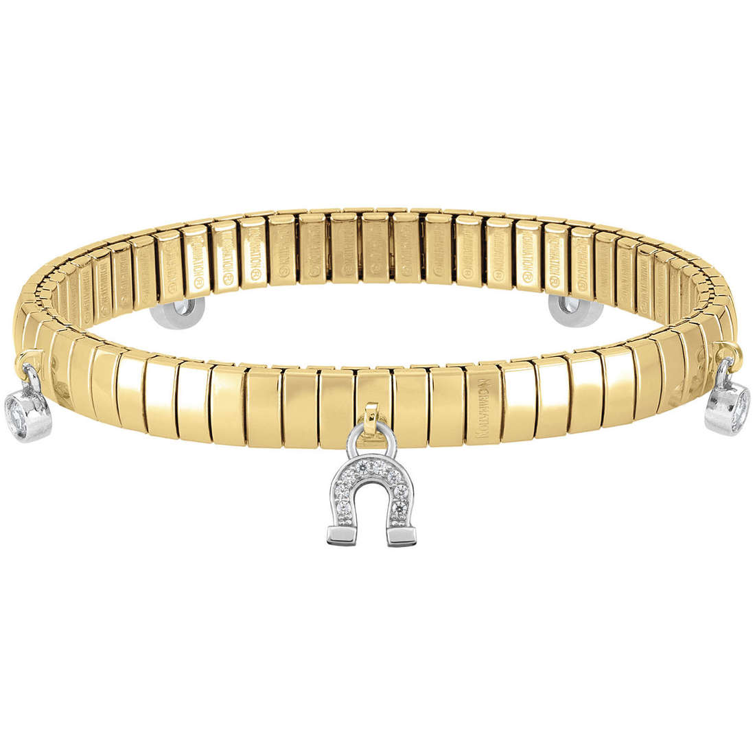 bracelet femme bijoux Nomination 044211/003