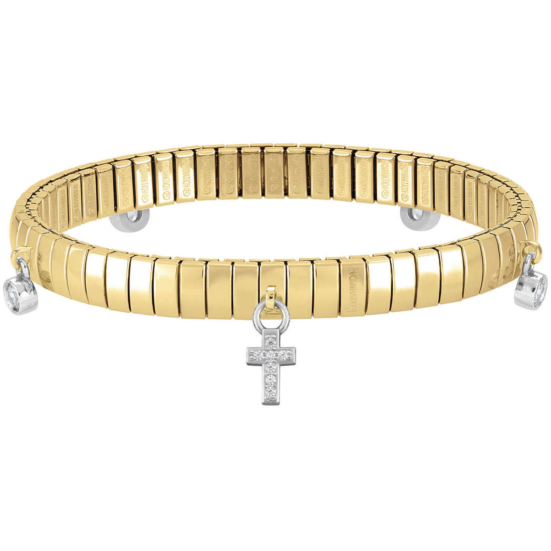 bracelet femme bijoux Nomination 044211/004