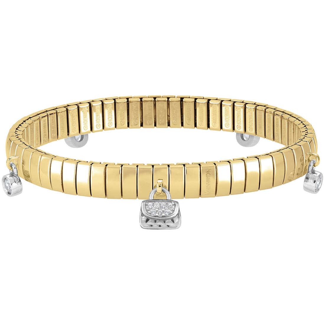 bracelet femme bijoux Nomination 044211/008