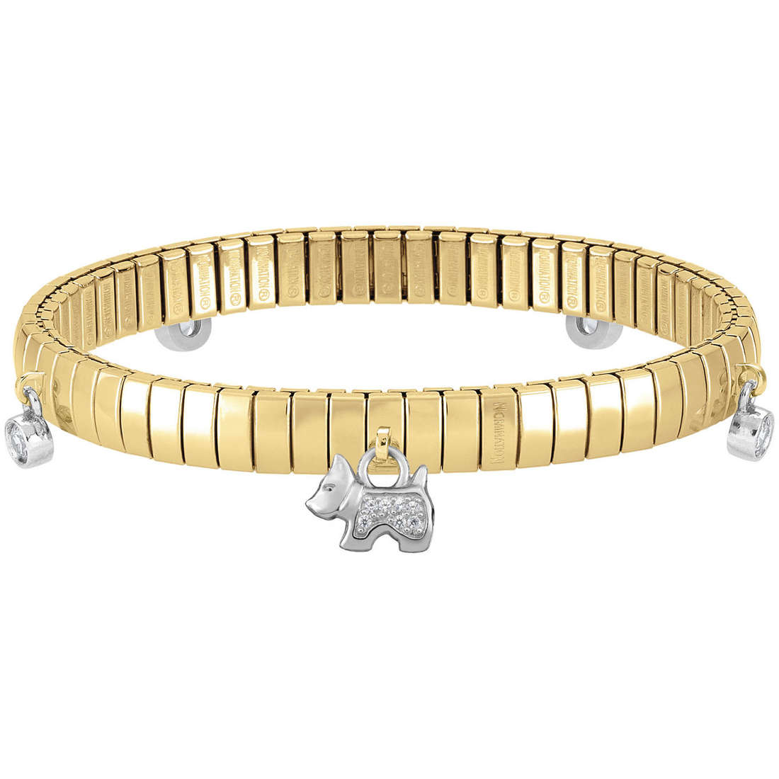 bracelet femme bijoux Nomination 044211/009
