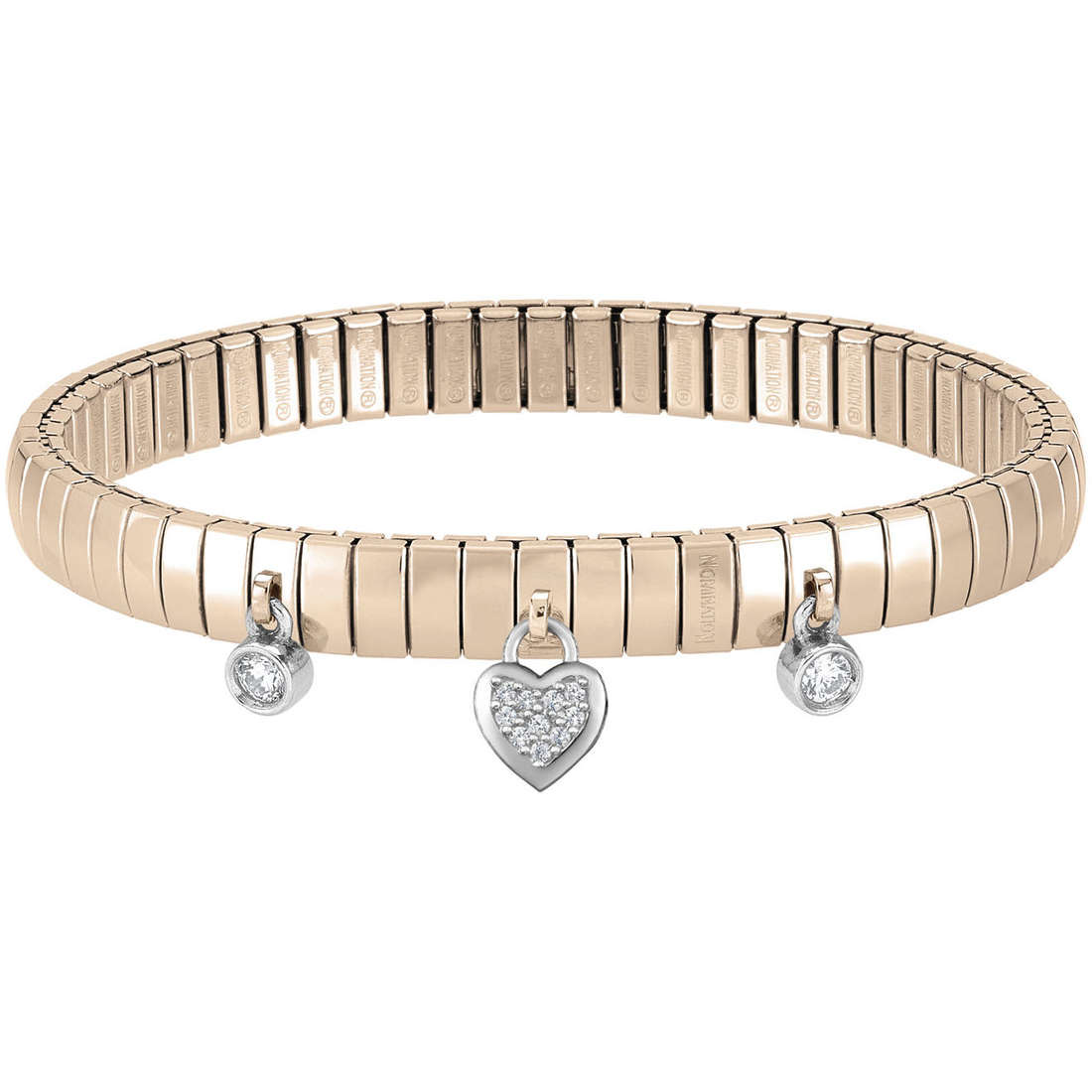 bracelet femme bijoux Nomination 044220/001