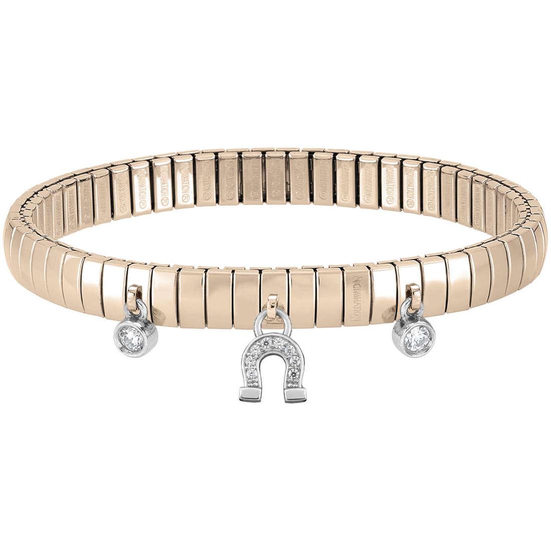 bracelet femme bijoux Nomination 044220/003