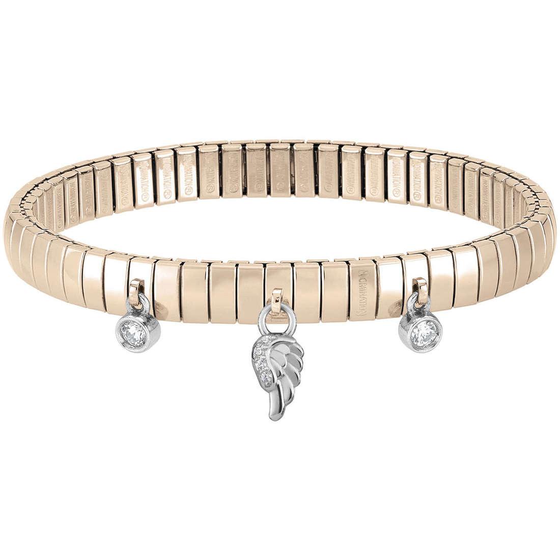 bracelet femme bijoux Nomination 044220/006