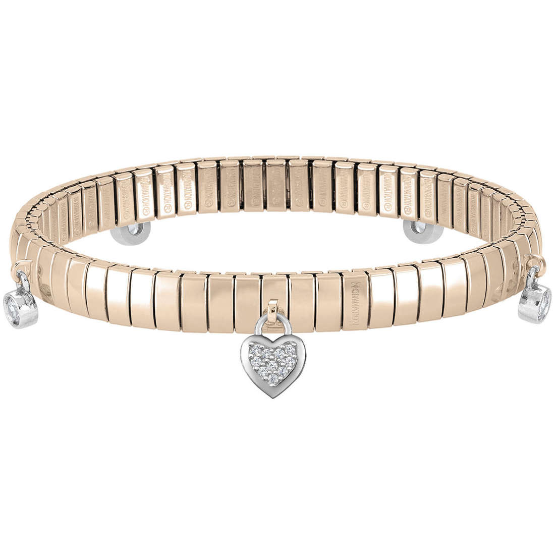 bracelet femme bijoux Nomination 044221/001