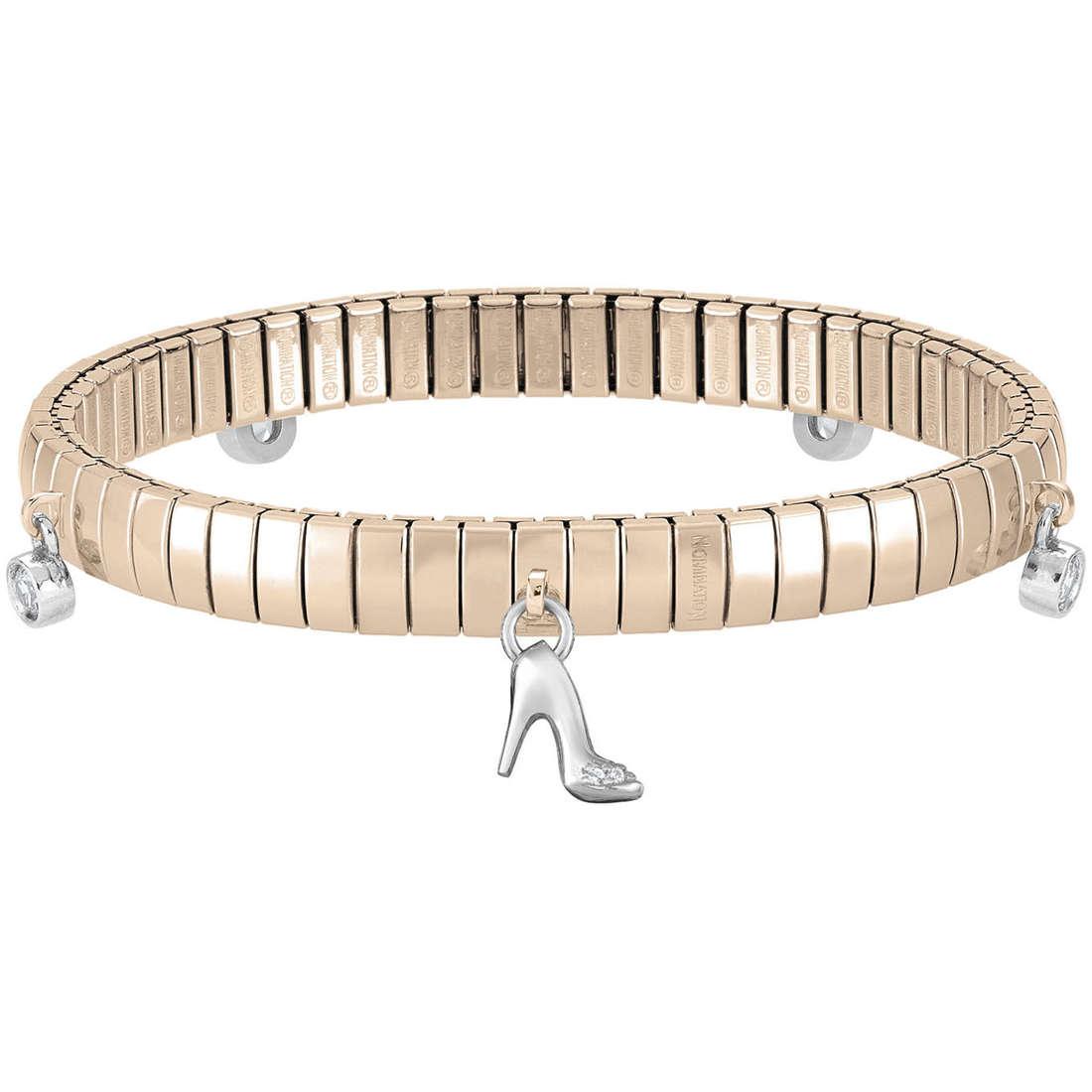 bracelet femme bijoux Nomination 044221/007