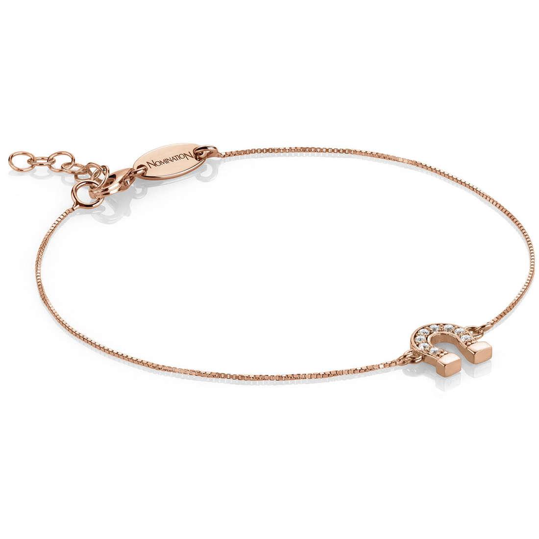 bracelet femme bijoux Nomination 150200/003