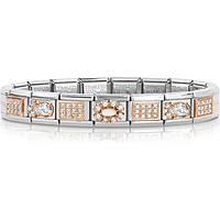 bracelet femme bijoux Nomination 439014/20