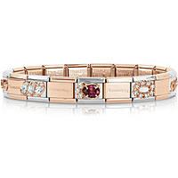 bracelet femme bijoux Nomination 439015/20
