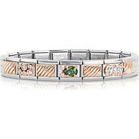 bracelet femme bijoux Nomination 439018/20