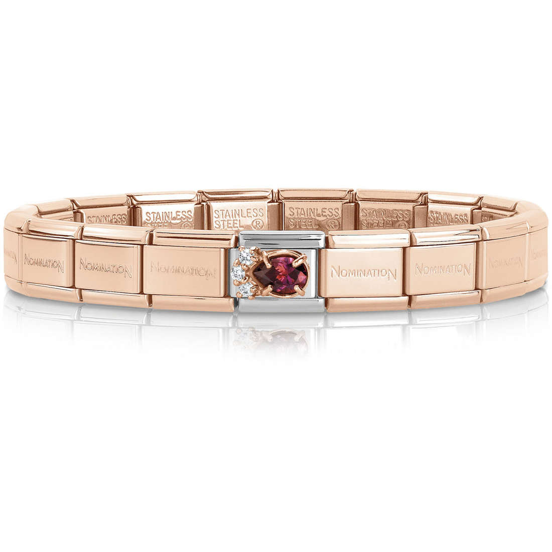 bracelet femme bijoux Nomination 439019/20
