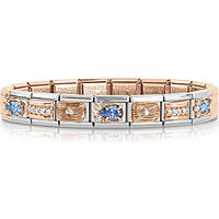 bracelet femme bijoux Nomination 439022/20