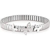 bracelet femme bijoux Nomination Butterfly 021300/001