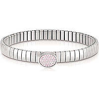 bracelet femme bijoux Nomination Lotus 043110/002