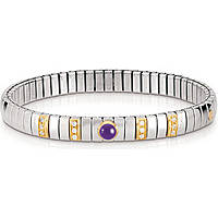bracelet femme bijoux Nomination N.Y. 042451/002