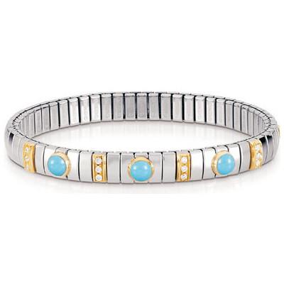 bracelet femme bijoux Nomination N.Y. 042452/006