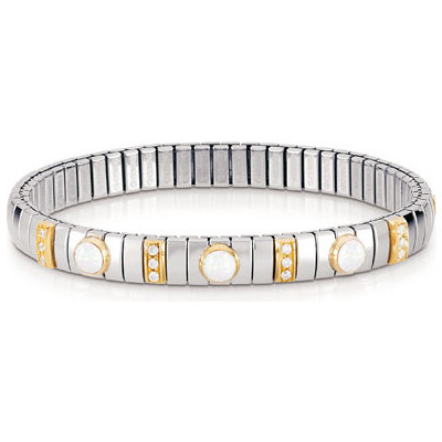 bracelet femme bijoux Nomination N.Y. 042452/007