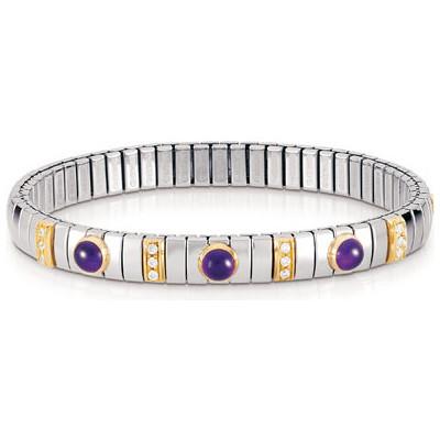 bracelet femme bijoux Nomination N.Y. 042453/002