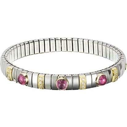 bracelet femme bijoux Nomination N.Y. 042453/006