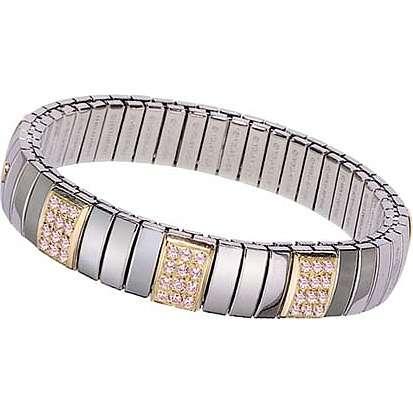 bracelet femme bijoux Nomination N.Y. 042470/002