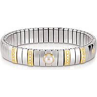 bracelet femme bijoux Nomination N.Y. 042475/015