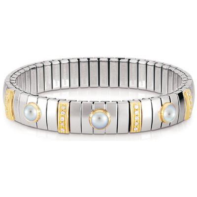 bracelet femme bijoux Nomination N.Y. 042476/014